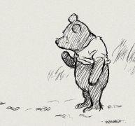 Ernest Howard Shepard: Winnie-the-Pooh, 1926 — illustration (1993). Photographer: archiv