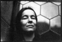 Felicitas Rath: Portrait (1992). Photographer: Iris Honderdos