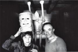 Věra Říčařová and František Vítek:  (1993)Photographer: Els de Gruiter