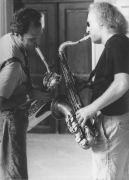 Rova Saxophone Quartet: Portrait (1994). Photographer: Gert de Ruijter