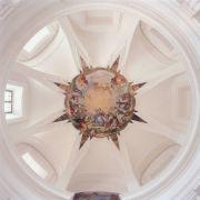 Jan Blažej Santini-Aichel: kaple sv.Bernarda. Photographer: archiv