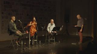 Bob Ostertag -- Book of Hours -- 2016 vs. Interpretation Festival