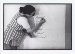 Sharon Kivland:  (1994)Fotograf: Gert Ruiter
