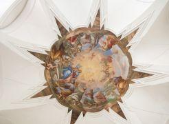 Jakub Antonín Pink: Assumption of Mary (1732 – 1740), Chapel of St. Bernard (1995). Photographer: Martin Zet