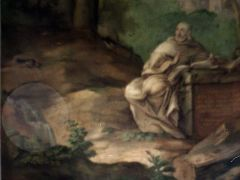Jakub Antonín Pink: Fresco, Chapel of St. Bernard, 1732-46. Photographer: Martin Zet