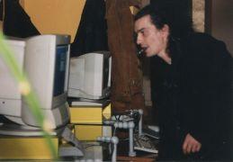 Chris Stander:  (1996)Photographer: Ken Ganfield