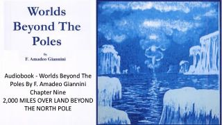 the World beyond Poles, Francis Amadeo Giannini (1995). Photographer: archive