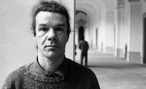 Tibor Szemzo: Portrait (1993). Photographer: Daniel Šperl