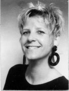 Marjo Tobben: Portrait (1992). Photographer: Iris Honderdos