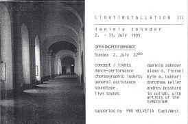 Daniela Zehnder:  (1994)Fotograf: archiv