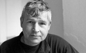 Sjoerd Buisman: Portrait (1993). Photographer: Daniel Šperl