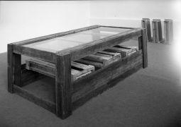 Cees Gunsing: The Altar for Earth (1993). Photographer: Daniel Šperl