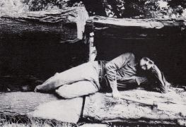 Jiří Kornatovský: Birth of the Baroque — wood (1993). Photographer: Gert de Ryuter