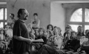 Josef Daněk:  (1998)Photographer: Daniel Šperl