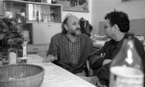 Heinz Weber:  (1999)Photographer: Daniel Šperl