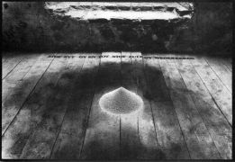 Ronald Medema: We came from dust and will return to dust — installation (1992). Photographer: Iris Honderdos