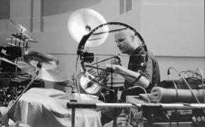 Pavel Fajt: Percussions in chapel (1993). Photographer: Daniel Šperl