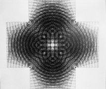 Robert Urbásek: S.-V. — computer generated drawing (1997). Photographer: Daniel  Šperl