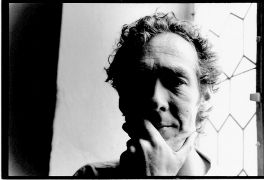 Ronald Medema: portrait (1992). Photographer: Iris Honderdos